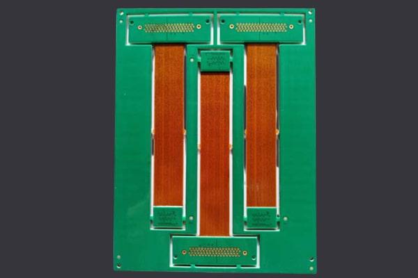 4 Layer Rigid-flex PCB Board