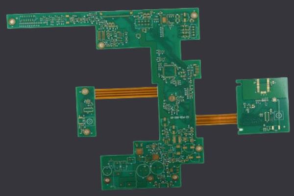 5 Layer Rigid-flex PCB