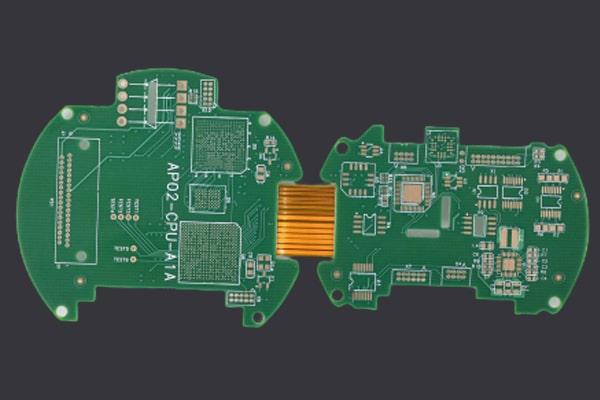 8 Layer Rigid-flex PCB Circuit Board