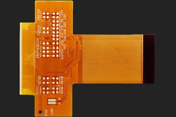 LCD Module FPC Flexible Board
