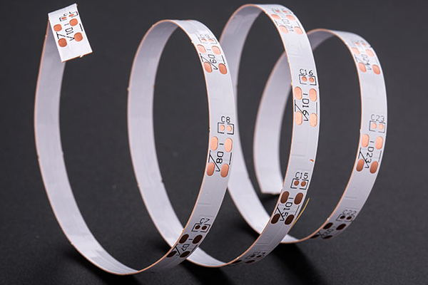 One Meter Double-sided FPC for Soft Light Strip