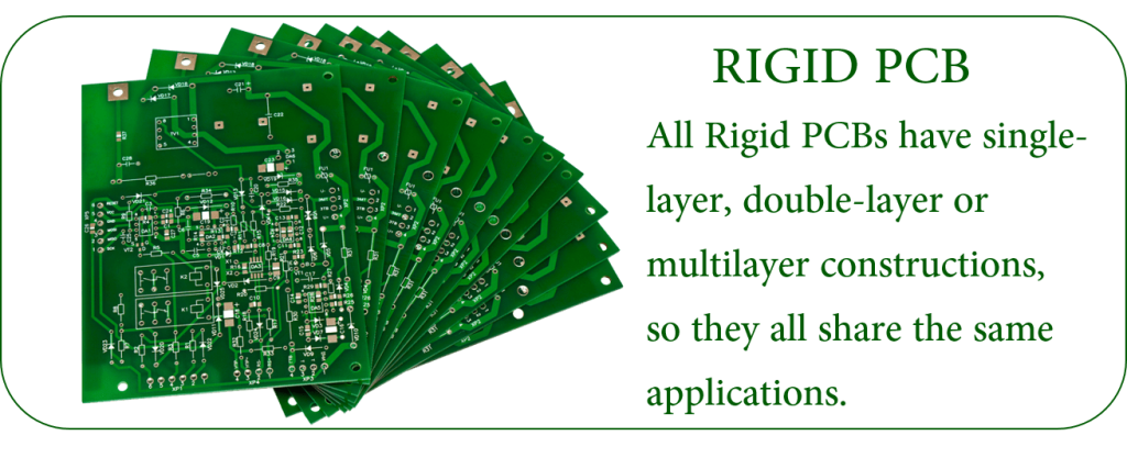 Rigid PCB Circuit Board - Definition, Types, and Applications - JHYPCB