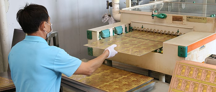 Single-sided High-frequency PCB production