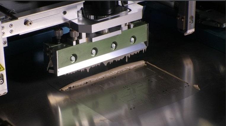 Solder Paste Printing