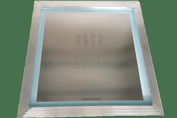 PCB SMT Laser Stencil with Aluminum Frame