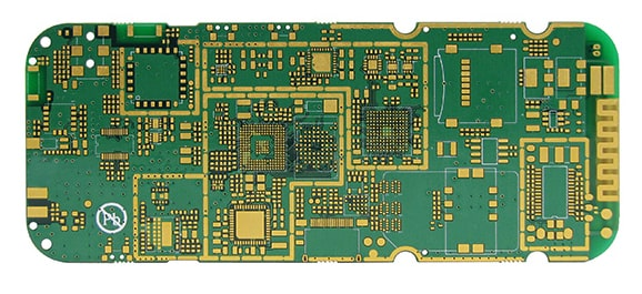 Electrolytic Nickel Gold (ENEG) PCB