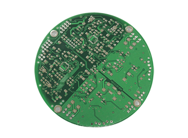 FR4 4 Layer LF-HASL PCB Circuit Board