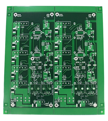 FR4 4-layer Immersed Silver Circuit Board