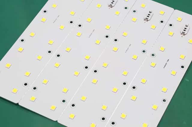 LED Aluminum Base PCB Assembly