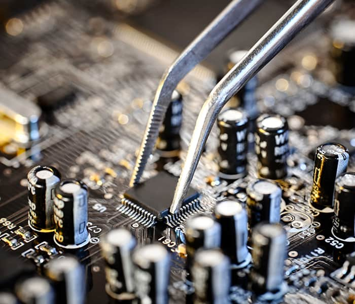 Low Volume PCB Assembly Service
