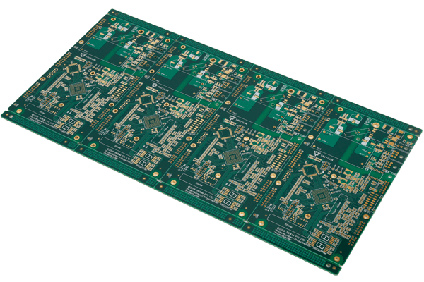 Low cost 2 Layer PCB Prototype