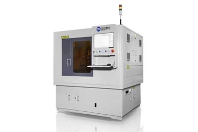 The Laser Stencil Cutting Machine