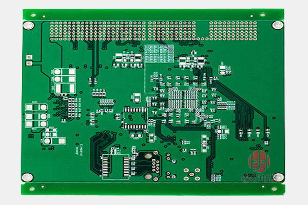 4-layer Tinned PCB