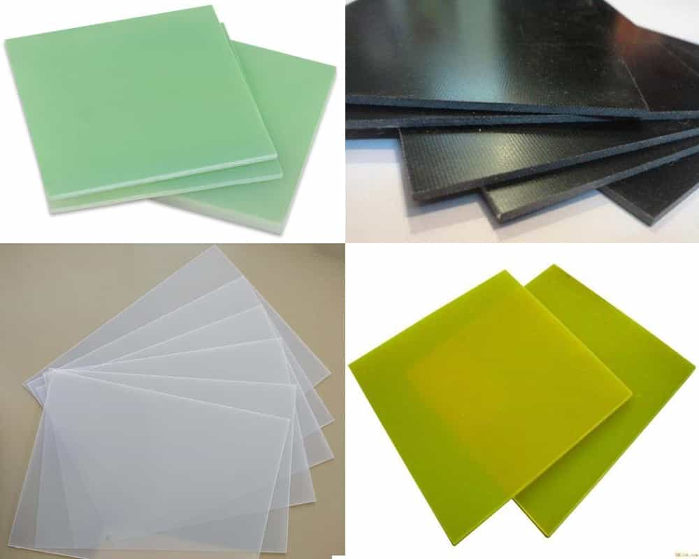 FR-4 Substrate(Green, Blank, White, Yellow)