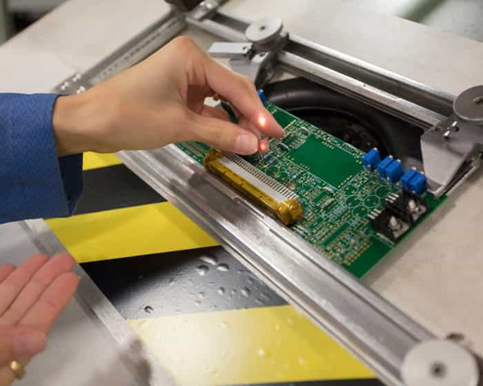 Through Hole PCB Assembly Service