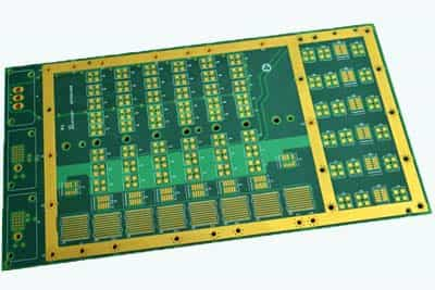 22 Layer High Frequency PCB