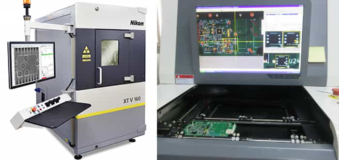 Automatic Optical Inspection and X-ray Inspection