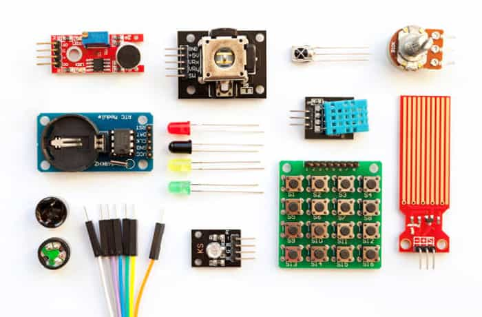 PCB Assembly Components