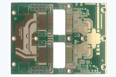 Double Layer High Frequency PCB