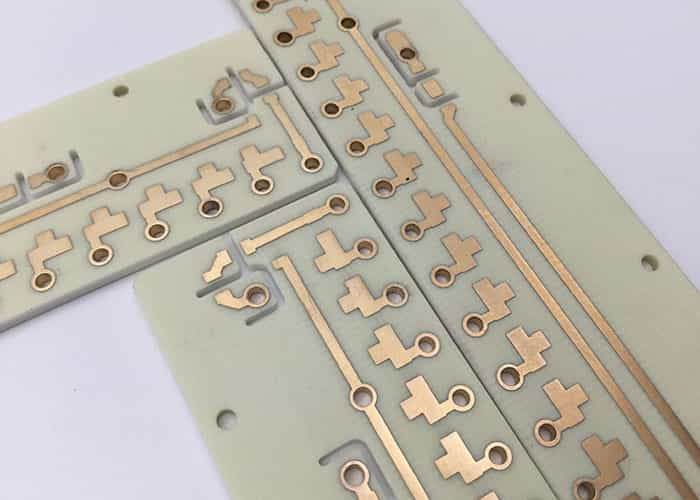 Double Layer Rogers High-frequency PCB Board
