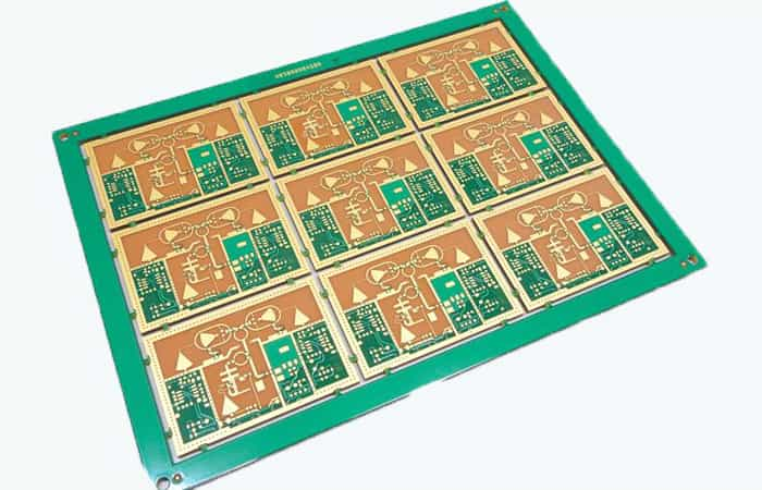 FR4 + Rogers PCB High Frequency Microwave Hybrid PCB Board