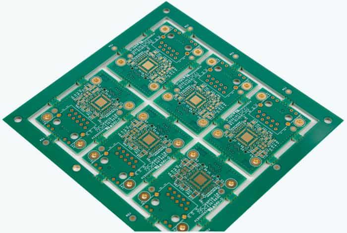 Bare PCB Board