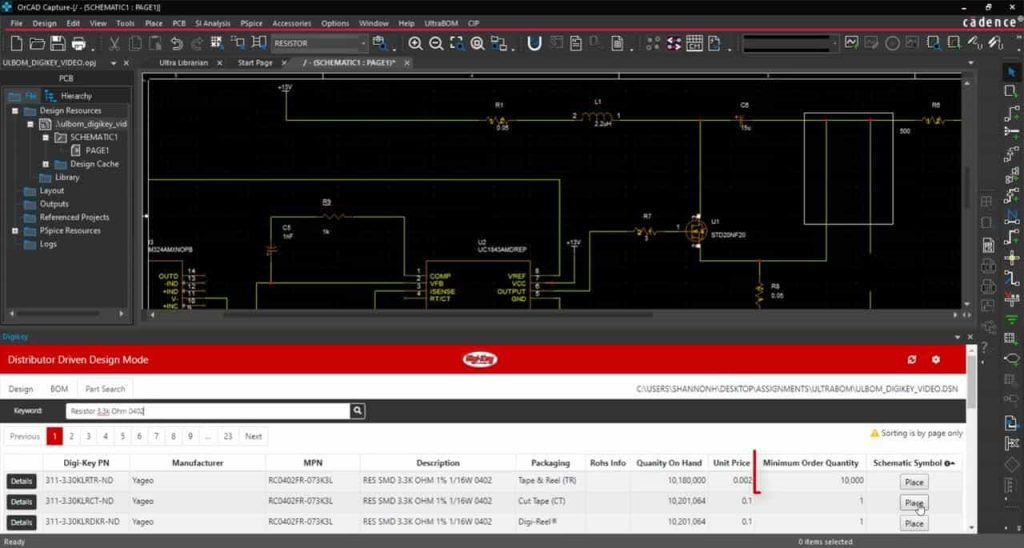Free Online PCB CAD Library-Ultra Librarian