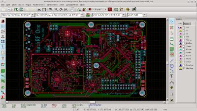 KiCad EDA PCB Layout