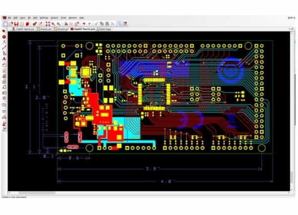 No limitation on your PCB design