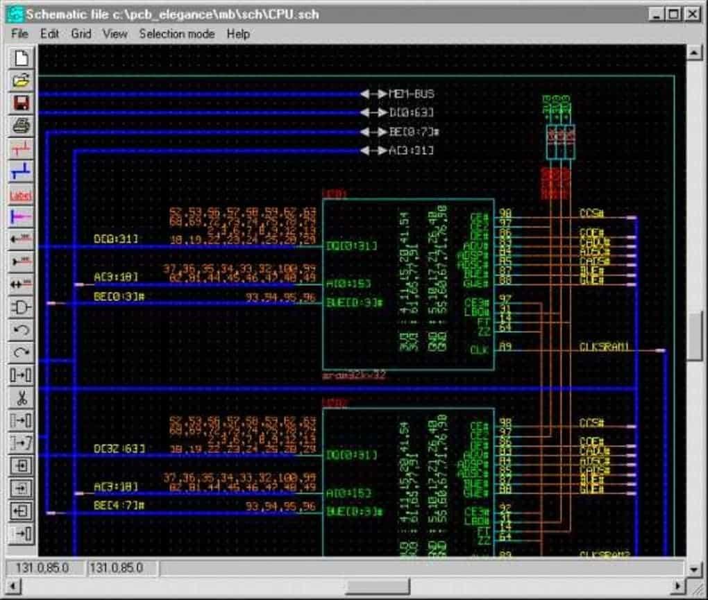 PCB Elegance Screenshot