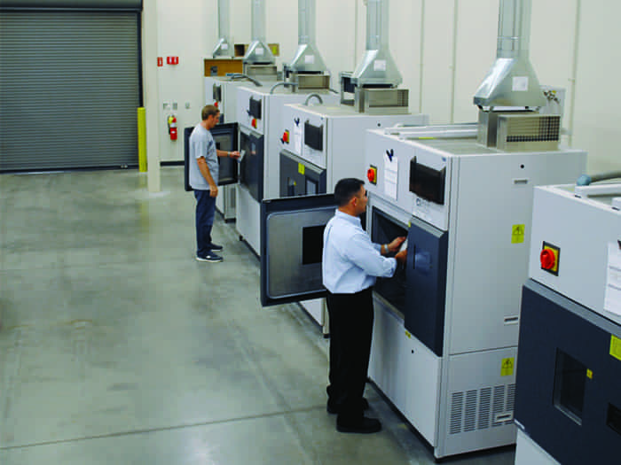 PCBA reliability test in different environments