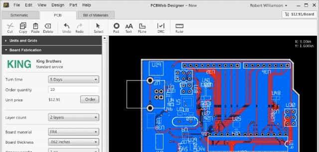 PCBWeb-PCB Design Software