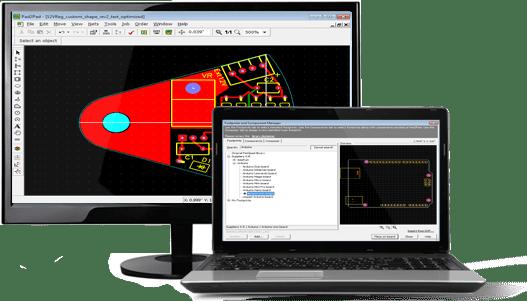 Pad2Pad PCB Design Software