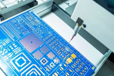 Low-cost PCB prototype fabrication service