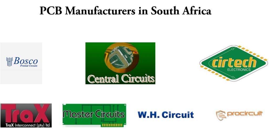 PCB Manufacturers in South Africa