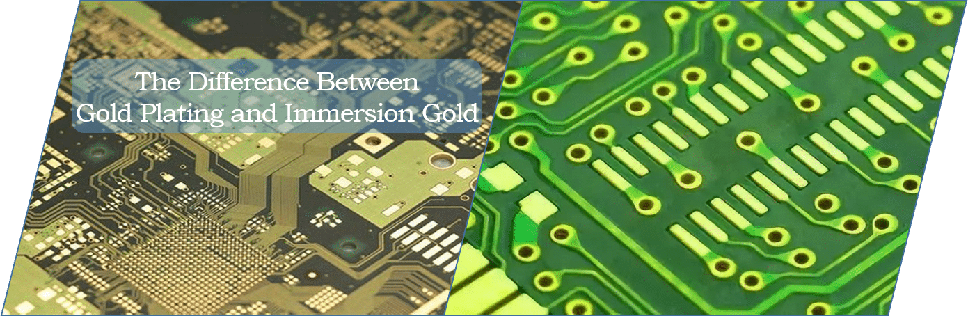 The Difference Between Gold Plating and Immersion Gold